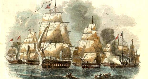 Черные корабли США