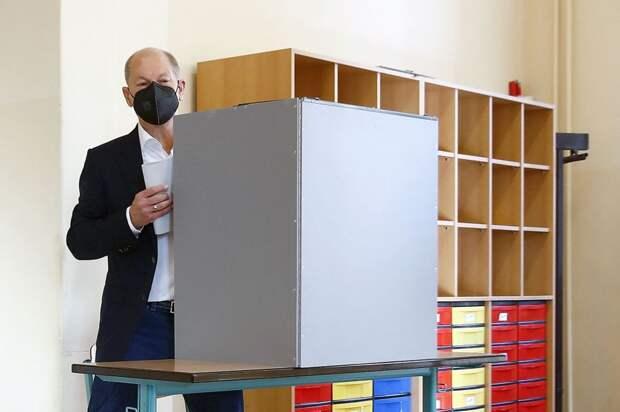 Нет победителя на выборах в Германии, экзитполы не выявили