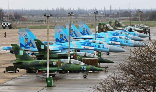 В Киеве озвучили план переоснащения ВВС Украины новыми истребителями