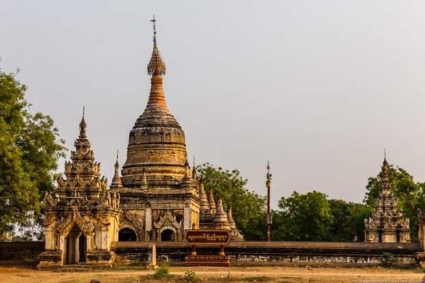 Главная достопримечательность Мьянмы