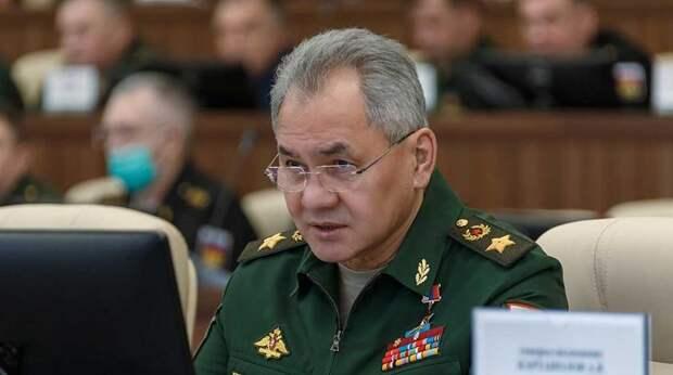 Натовцы поприветствовали решение Шойгу вывести войска с юга России