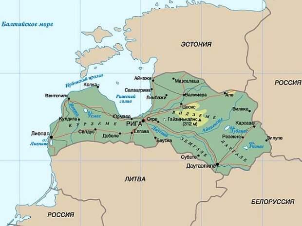 Посол Латвии уличил Россию в противоречии из-за заявлений о перемещении войск близ Украины
