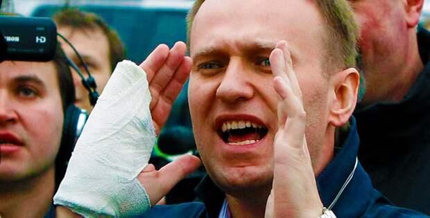 В Британии решили, что Навальный был недостаточно «отравлен»