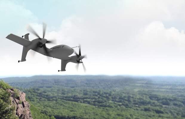 США разрабатывают революционную беспилотную систему для воздушного боя