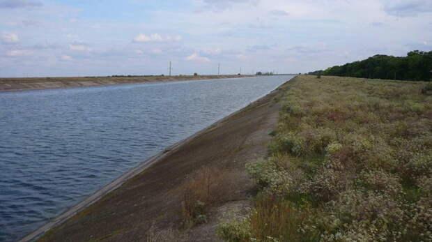 В России предложили ультимативно положить конец блокаде Северо-Крымского канала