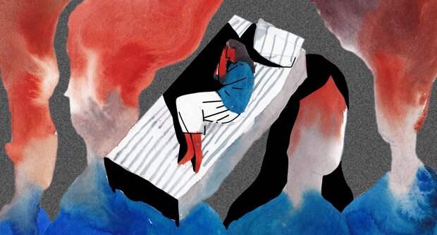 Девять дней вбольнице №6: как меня забрали впсихоневрологический диспансер из-за неверного диагноза