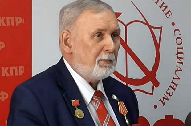 Василий Кислицын.