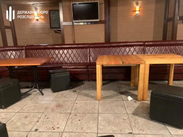 Под Харьковом пьяный сотрудник СБУ открыл огонь  в кафе