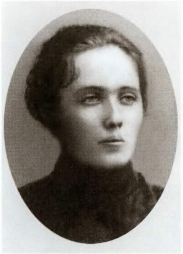 Любовь Константиновна Циолковская