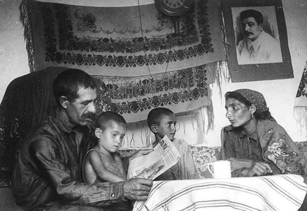 Цыгане СССР. /Фото: klauzura.ru