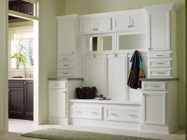 Белая мебель6