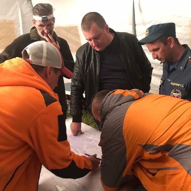 Поиски ребёнка в Крыму не останавливаются ни на минуту – Следком