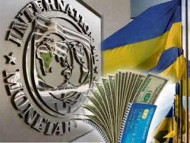 Гривна валится в пропасть. МВФ готов махнуть на Украину
