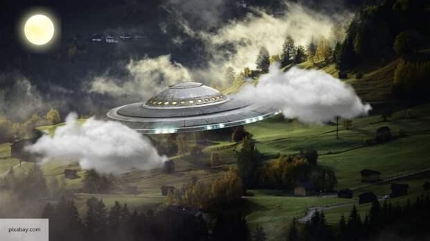EurAsian Times: США используют НЛО, чтобы скрыть страх перед Россией