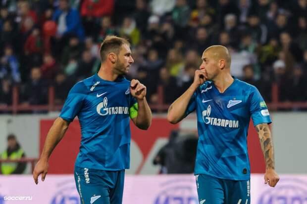Андрей Червиченко: «Зенит» довольно тяжеловат, и обстановка в команде сейчас не совсем та, что нужно