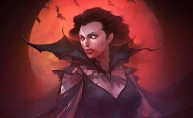 Может ли человек стать вампиром и питаться кровью? (5 фото)