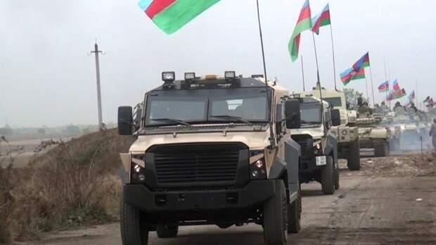 О новом наступлении азербайджанской армии в Карабахе заявили в Ереване