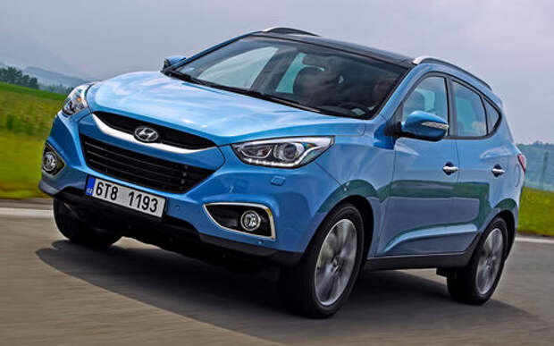 Hyundai ix35: 4 достоинства, 2 недостатка и все эксплуатационные болячки