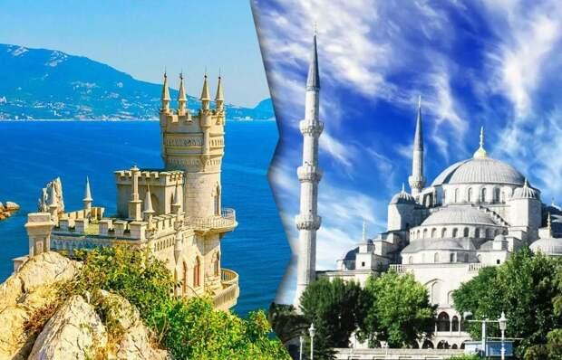 Открытие Турции собьёт цены на отдых в Крыму и Сочи