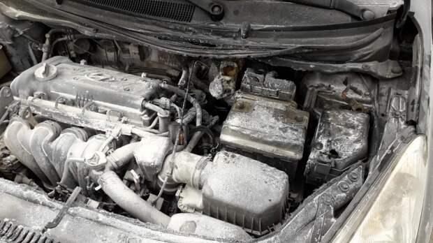 В Ижевске стали чаще гореть автомобили