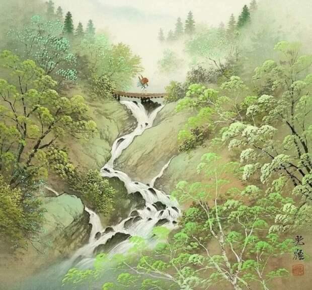 художник Коукеи Кодзима (Koukei Kojima) картины – 36
