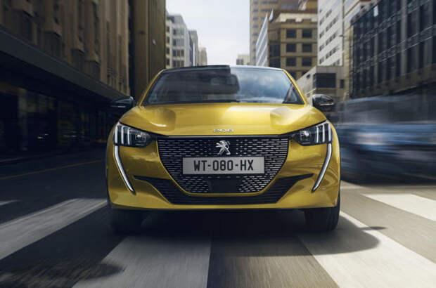 Кардинальное изменение дизайна Peugeot 208 второго поколения.   Фото: autocar.co.uk.