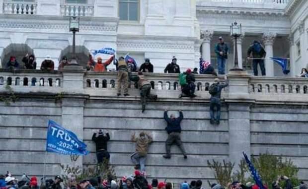 ФБР напало наслед «вооружённой группы»: восстание вдень инаугурации?