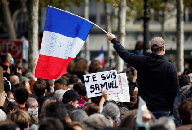 Станет ли убийство Самюэля Пати уроком для  французской вседозволенной  демократии?