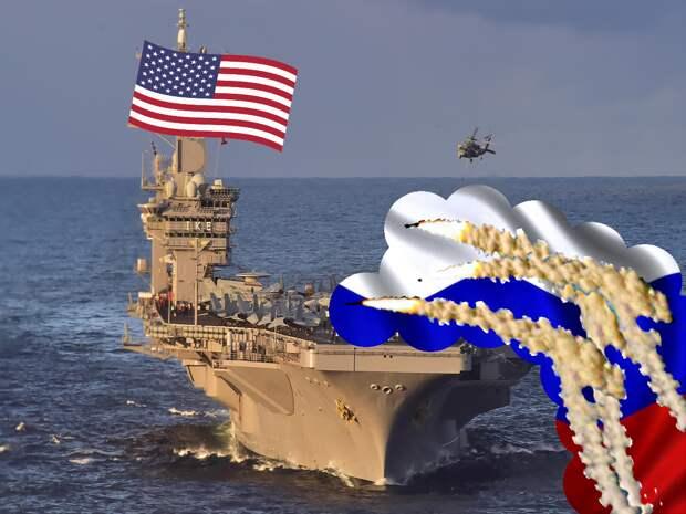 Российские военные могут уничтожить все авианосцы США - считает военный эксперт Игорь Коротченко