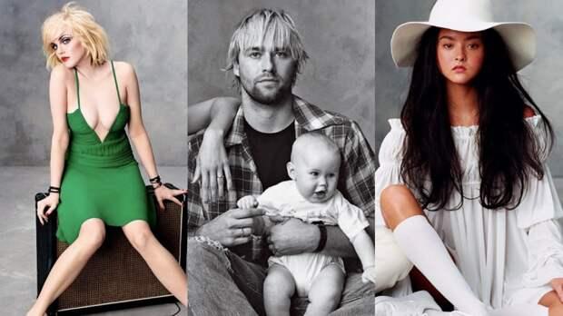 Не отличить: модели воплотили образы знаменитых рок-икон