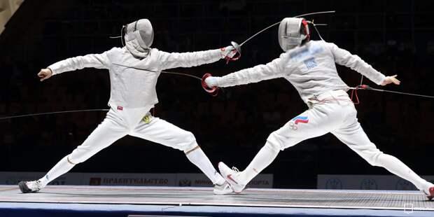 Фехтовальщики «Динамо» взяли «серебро» на Всероссийских соревнованиях