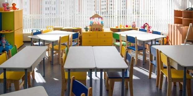 Московские детские сады возобновили работу в обычном режиме/ Фото mos.ru