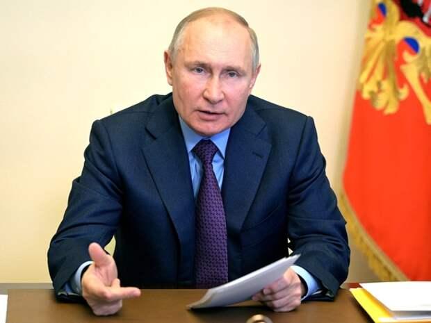 Песков: Путин и Байден здоровье Навального не обсуждали
