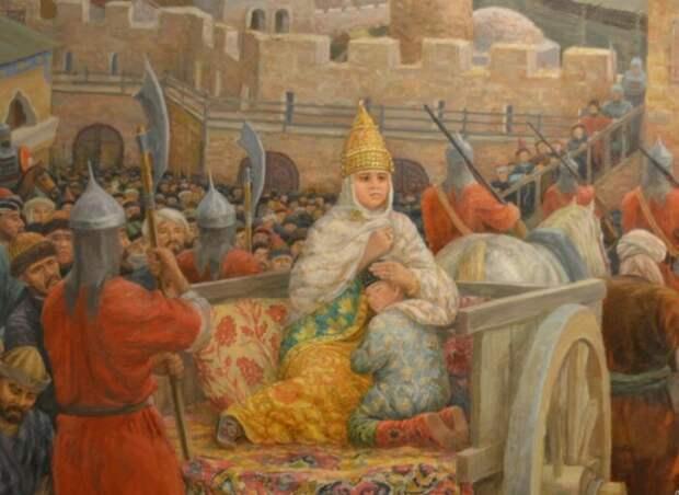 Для чего татаро-монголы увозили русских женщин и как можно было вернуть обратно узниц Золотой Орды