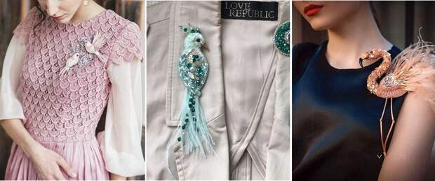 Броши носить можно, броши носить модно — 16 советов, как это делать стильно!