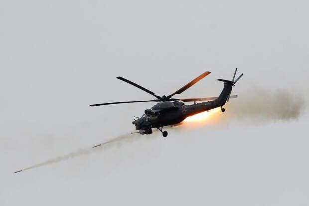 Китайское издание сравнило Ми-28НМ с американским Apache