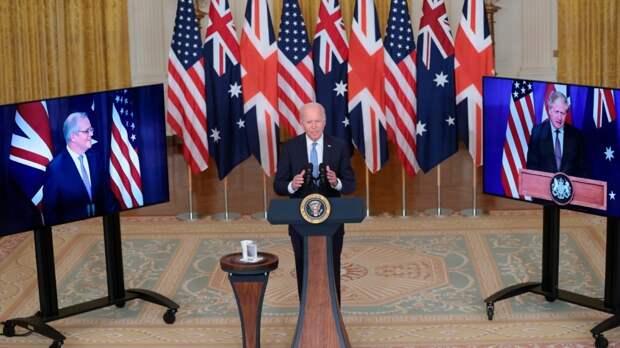 Премьер-министр Австралии опроверг направленность союза AUKUS против Китая