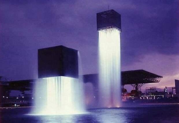 Самые невероятные и красивые фонтаны в мире