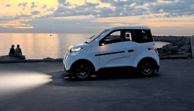 Самый дешевый в мире электромобиль будут собирать в России