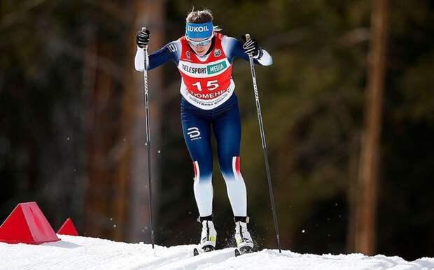 Вяльбе: «На старт марафона на чемпионате России вышла лыжница в форме сборной Норвегии»