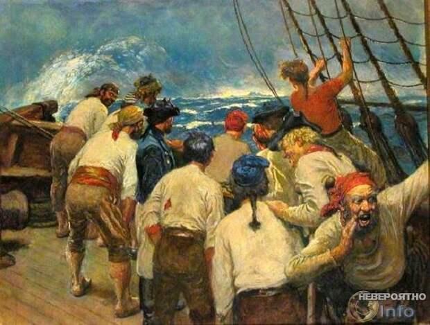 Почему моряки в южных морях не ловят рыбу для еды?