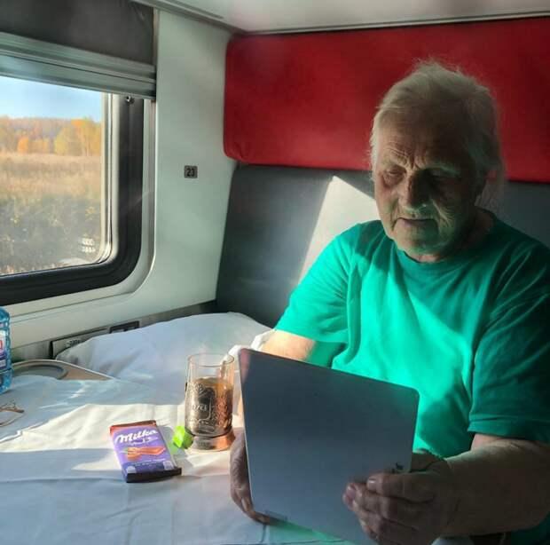 Как конкурсы в интернете помогают уральской пенсионерке путешествовать и интересно жить