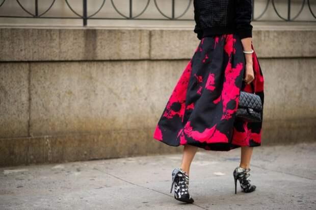 Как выбрать правильную длину юбки