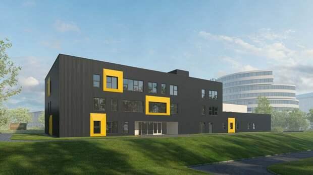 В Южнопортовом началось строительство детского сада
