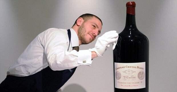 Красное вино помогает избавиться от проблем с психикой