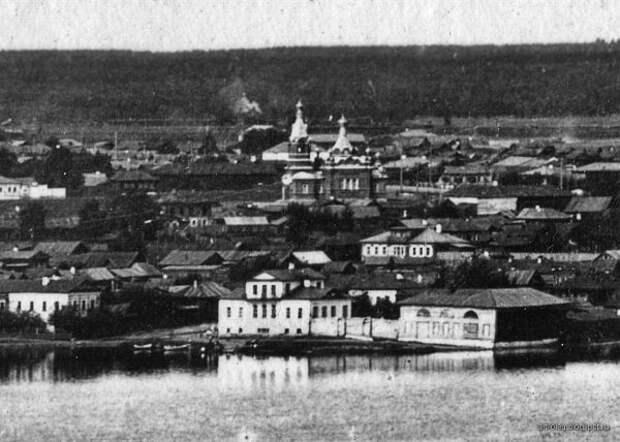 Какие города России были основаны как заводы