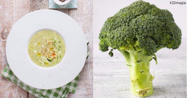 10 рецептов блюд из брокколи, которые понравятся даже малышам