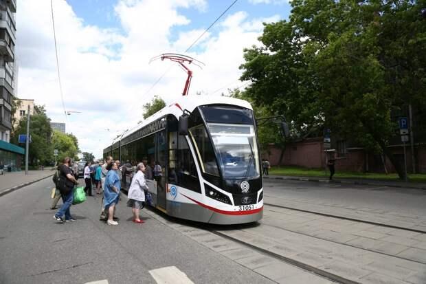 После ремонта путей на маршрут №6 выйдут новые трамваи
