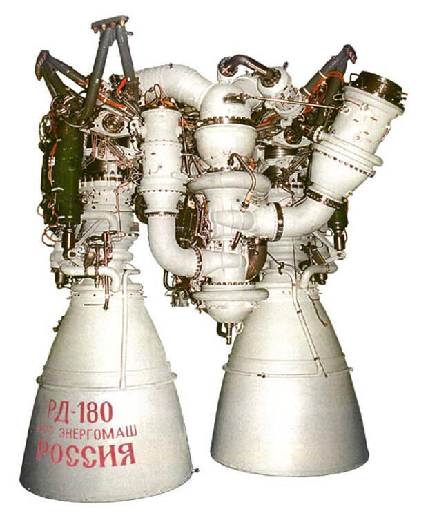 США приостанавливают приобретение российских жидкостных ракетных двигателей