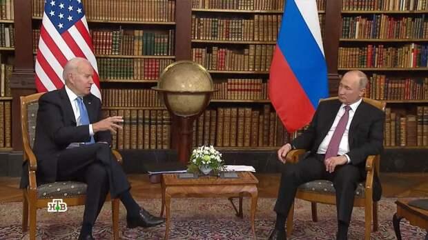 Ожидания и реальность: анализ встречи Путина и Байдена